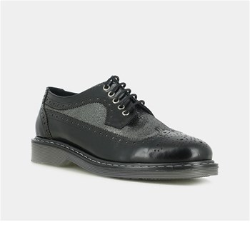 Axial Polido - Derby in pelle - nero