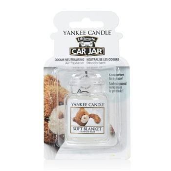 Yankee Candle - Couverture douce - Geur