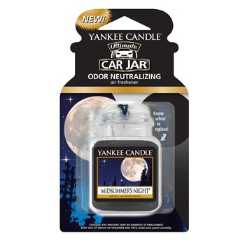 Yankee Candle - Midsummer night - Parfums pour voiture - transparent