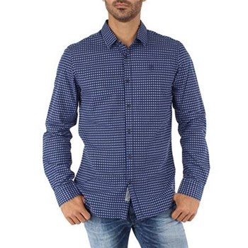 Timar tempo - Chemise casual - bleu