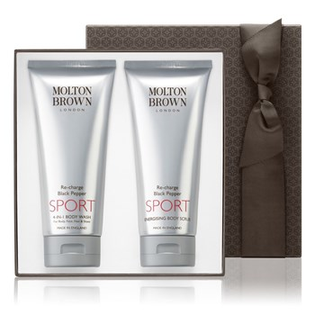 Molton Brown - Black Pepper Sport - Coffret pour lui