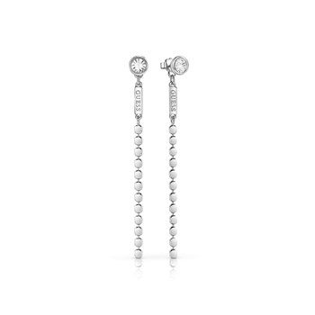 Guess - Cry beauty - Boucles d'oreille pendantes - argenté