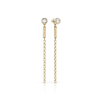 Guess - Cry beauty - Boucles d'oreille pendantes - doré