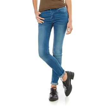 Best Mountain - Jean slim - azul jean