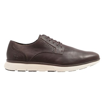Franklin - Sneakers en cuir - marron