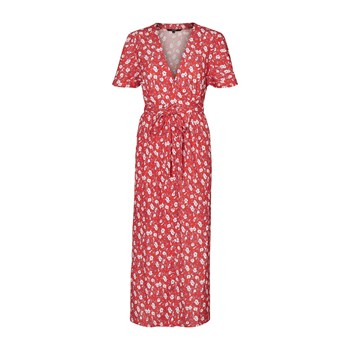 Molly - Robe maxi - rouge