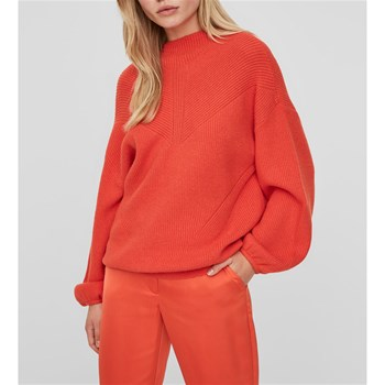 Vero Moda - Darcel - Pullover - orange