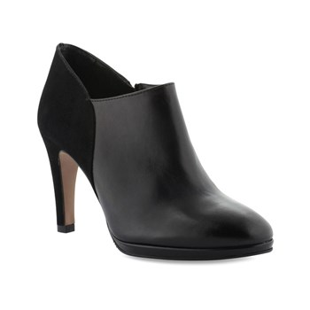 Malay - Low boots en cuir - noir