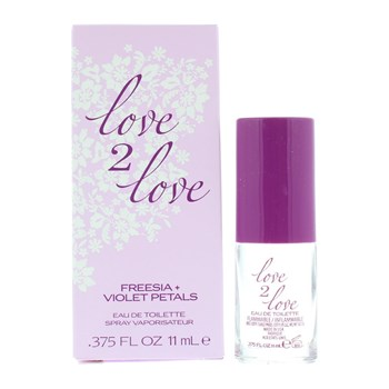 Love To Love - Freesia &  Violet petals - Eau de Toilette