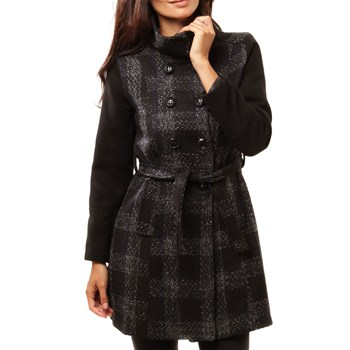 Claudia Fabri - Manteau - anthracite