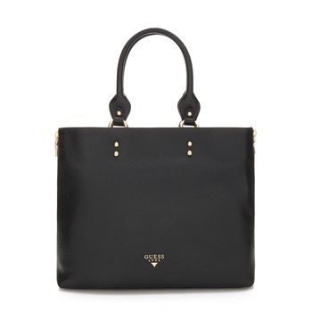 Margot - Sac à main en cuir - noir