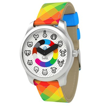 Montre enfants - multicolore