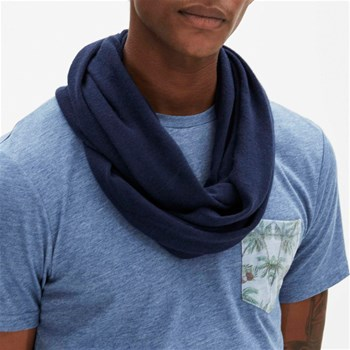 Snood - bleu marine