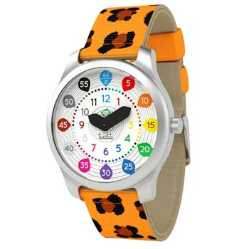 Montre enfants - orange