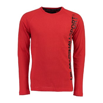 US Marshall - Gupershall - Sweat à capuche - rouge