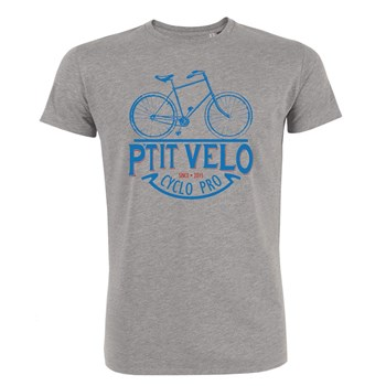 Cyclo pro - T-shirt manches courtes - gris chine