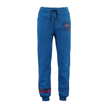 US Marshall - MADRYSHALL MEN 100 - Pantalon jogging - bleu