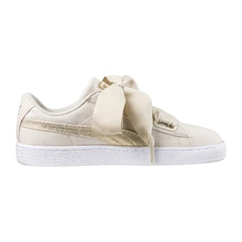 Puma - Heart Canvas - Baskets Mode - or