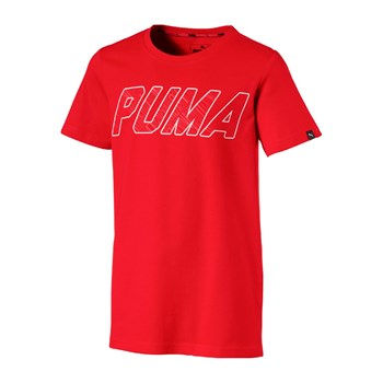 Style - T-shirt manches courtes - rouge