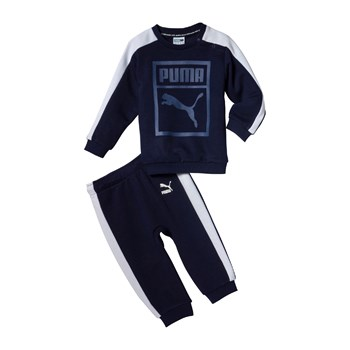 BB Classic - Ensemble sweat-shirt et pantalon jogging - bleu