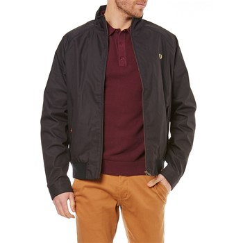 Fred Perry - Bombers - noir