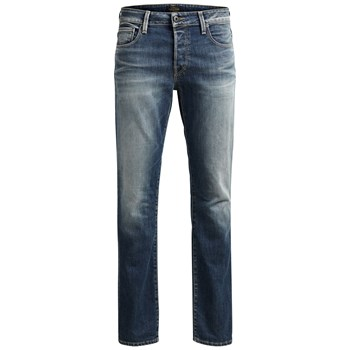 Jack & Jones - Jean recto - denim azul