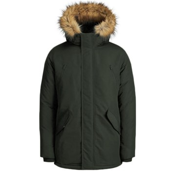Jack & Jones - Parka - anthrazit