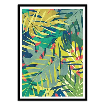 Wall Editions - Eden Forest - Affiche art 50 x 70 cm
