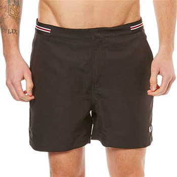 Fred Perry - Short de bain - noir