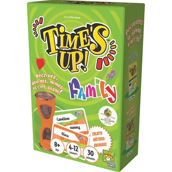 Times up family new - multicolore