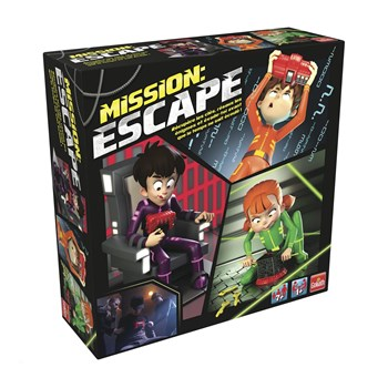 Mission Escape - multicolore
