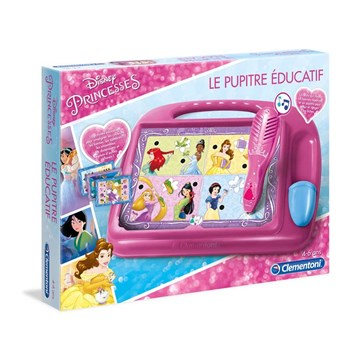 Pupitre éducatif Princess - multicolore