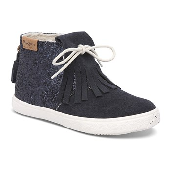 Parson - High Sneakers - marineblau