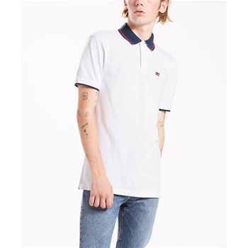 Levi's - Breaker - Polo manches courtes - wit