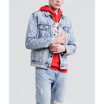 Levi's - The Trucker Jacket - Veste en jean - denim bleu