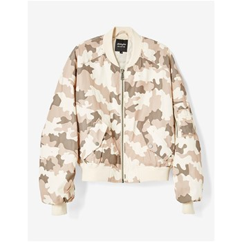 Bomber camouflage - beige