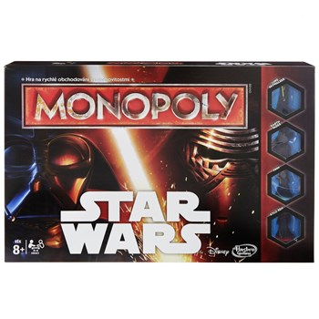 Monopoly Star Wars - multicolore
