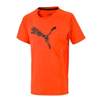 Rapid - T-shirt manches courtes - orange