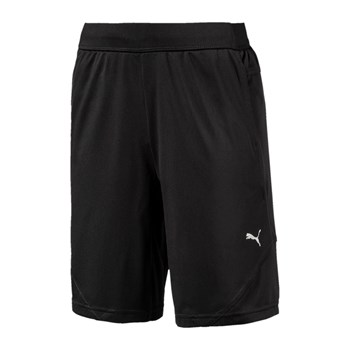 Gym Poly - Short - negro