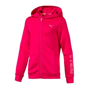 Train Fz - Hoody - fuchsienrosa