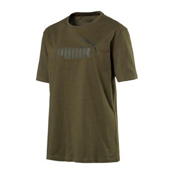 T-shirt manches courtes - olive