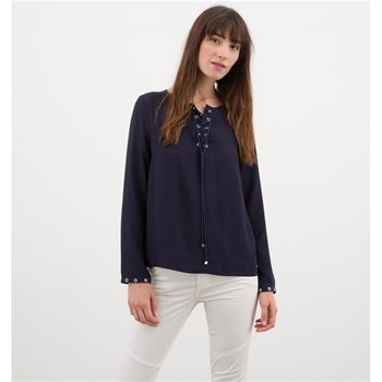 LPB Woman - Top - blu scuro