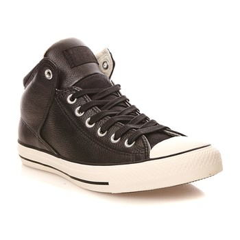 Chuck Taylor All Star High Street - Zapatillas - negro