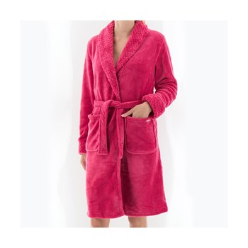 Cocooning - Robe de chambre - rose