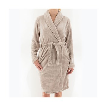 Cocooning - Robe de chambre - blanc