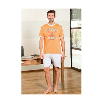 Lounge - Pyjashort - orange