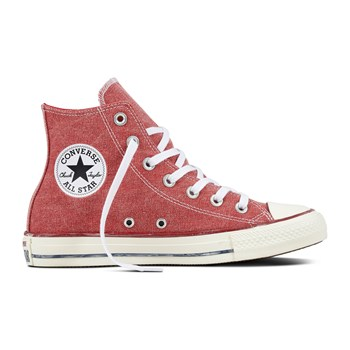 All star hi - Baskets montantes - rouge