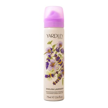Yardley - English Lavender - Parfümiertes Körperdeodorant - 75 ml