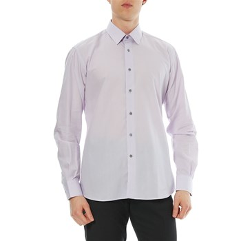 Karl Lagerfeld - Chemise manches longues - lavande