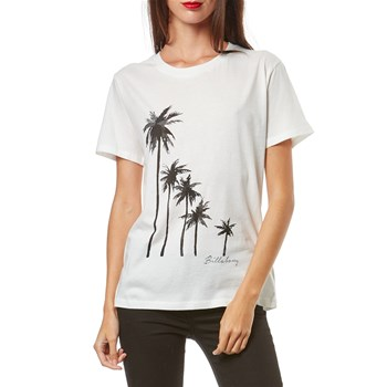 Billabong - Bad Water - Kurzärmeliges T-Shirt - weiß
